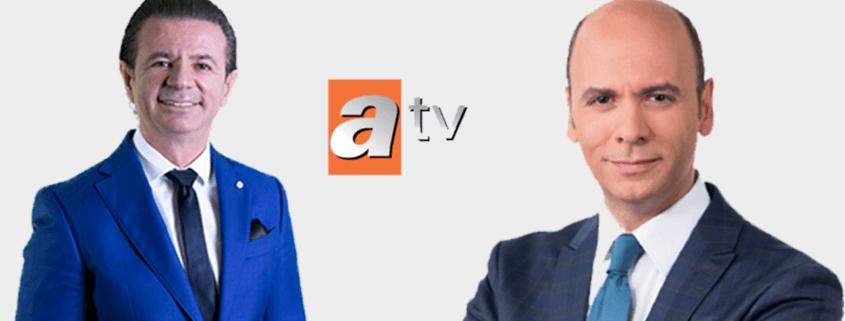 Prof. Dr. Ahmet Akçay ATV Ana Haber'de, Alerji Doktoru